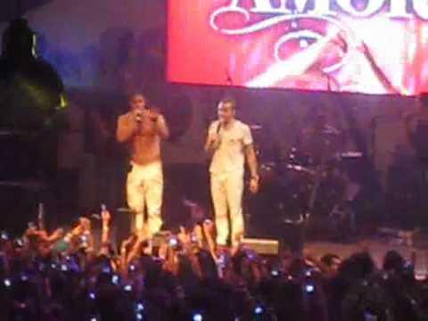 Lo que no sabes tú – Chino y Nacho en Concierto Lima