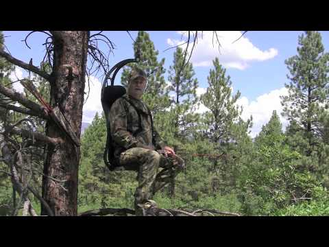 Hung Right Hunter Chair vs. Average Tree Stand - Rethink ...