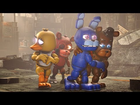 [SFM FNAF] Old Memories #3 - Five Nights at Freddy's BEST Animation
