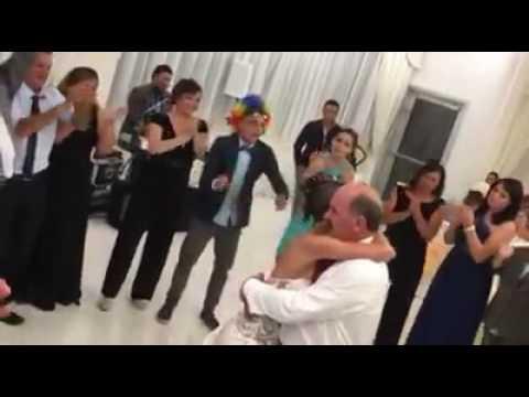 LAURETTA MIA - Savio De Martino - Ballo sposi - Papa' con la sposa