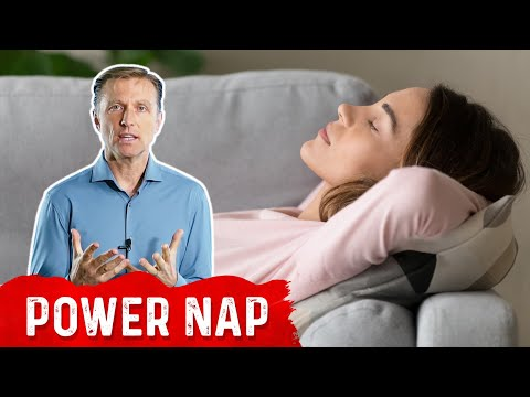 11 Benefits of a Nap