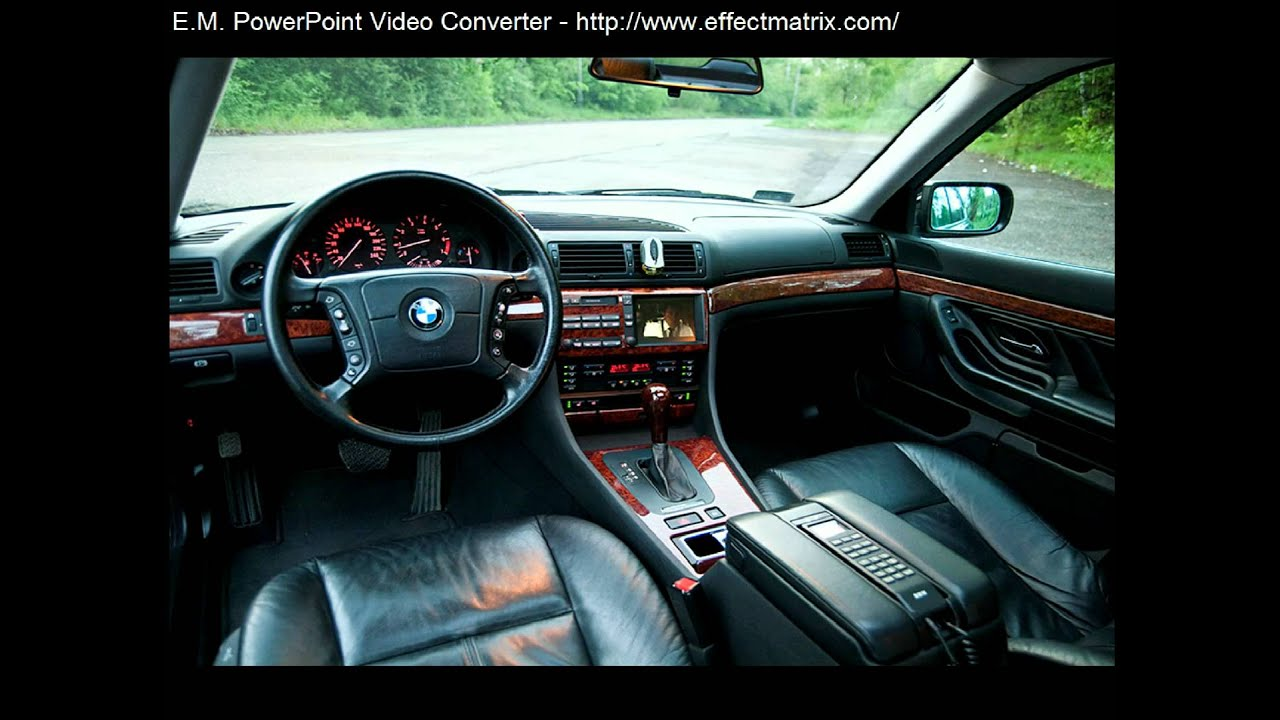 bmw 728i e38 by silent youtube. Black Bedroom Furniture Sets. Home Design Ideas