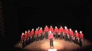 2005 Miami U. Cheezies a cappella: Fools Rush In