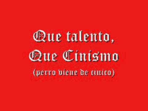 Byron Barranco-El Teatro letra