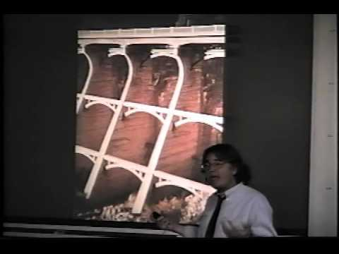 Lecture 2; The Multiple Arch Dam by Donald Jackson; 11/5/02