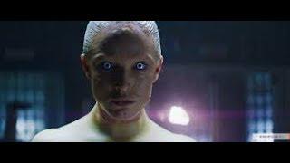 'МАШИНА' Фантастический фильм про андроидов---'MACHINE' is a Fantastic film about androids