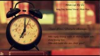Nhìn Lại Ký Ức (original song) - Minh Mon (Lyric Video)