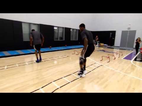NBA Rooks Thomas Robinson