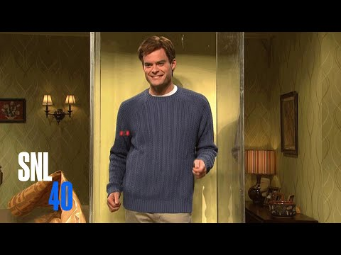 Cut For Time: Alan Bill Hader  SNL