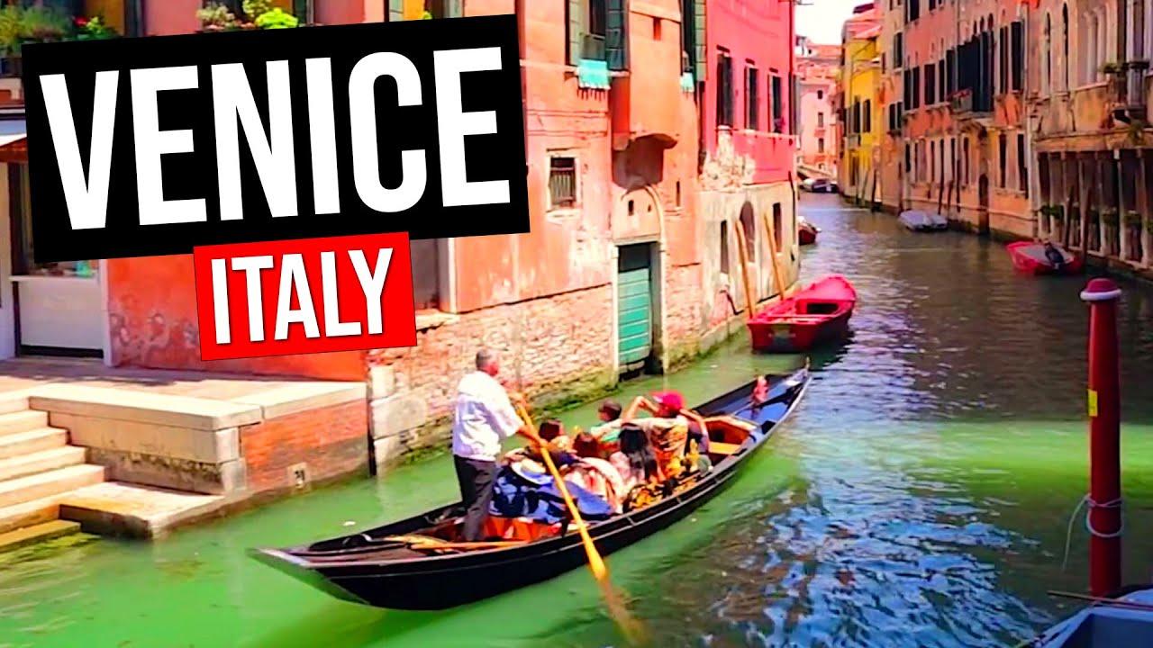 VENISE - ITALIE | Venice Italy | Venezia Italia - YouTube