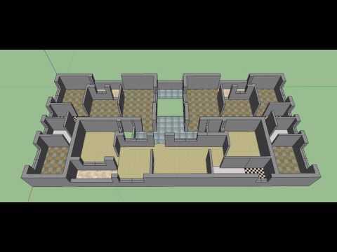 Vankal 2bhk wada plan desktop video