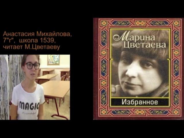 Изображение предпросмотра прочтения – АНАСТАСИЯМИХАЙЛОВА читает произведение «Инцидент за супом» М.И.Цветаевой