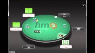 Школа покера в картинках № 128 (АК. Перед нами рейз и 3-бет)(, 2016-02-02T12:13:48.000Z)