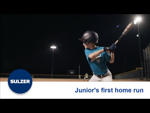Sulzer Custom Solutions for Reliable Performance – Junior's First Home Run