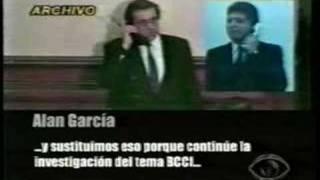 Alan Garcia y Fujimori: amores perro