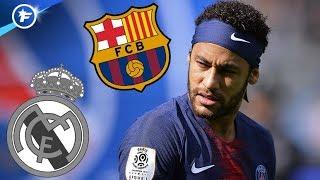 Le Barça et le Real Madrid prennent position pour Neymar | Revue de presse