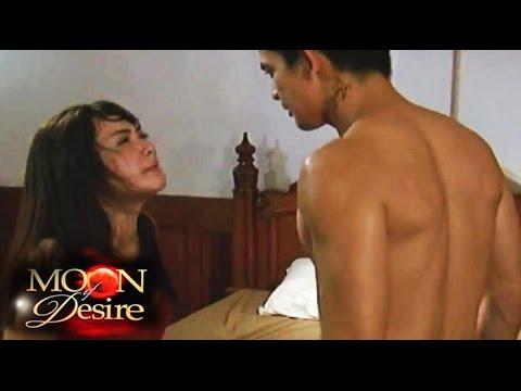 Moon of Desire: The Captive