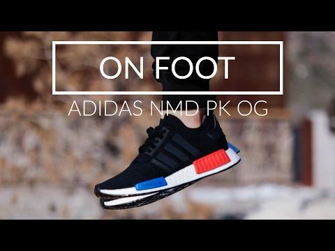 ADIDAS NMD PK 'OG' ON FOOT