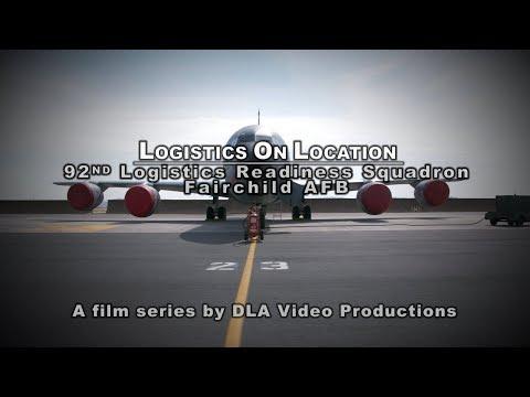 Logistics On Location: 92nd Logistics Readiness Squadron, Fairchild AFB (OpenCaption)