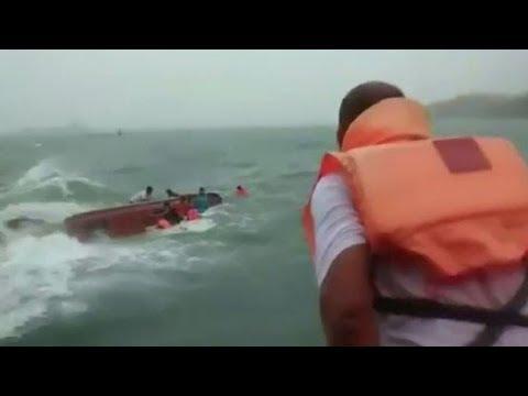 Search, rescue efforts continue in Iloilo-Guimaras sea tragedy