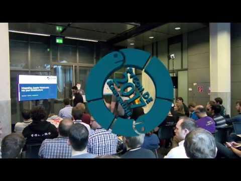 PyCon.DE 2017 Florian Rhiem - Integrating Jupyter Notebooks into your Infrastructure