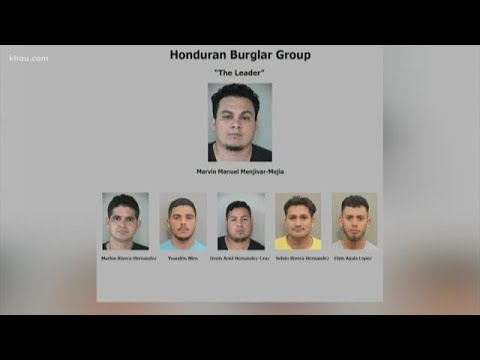 6 Arrested In Fort Bend County Burglary Ring