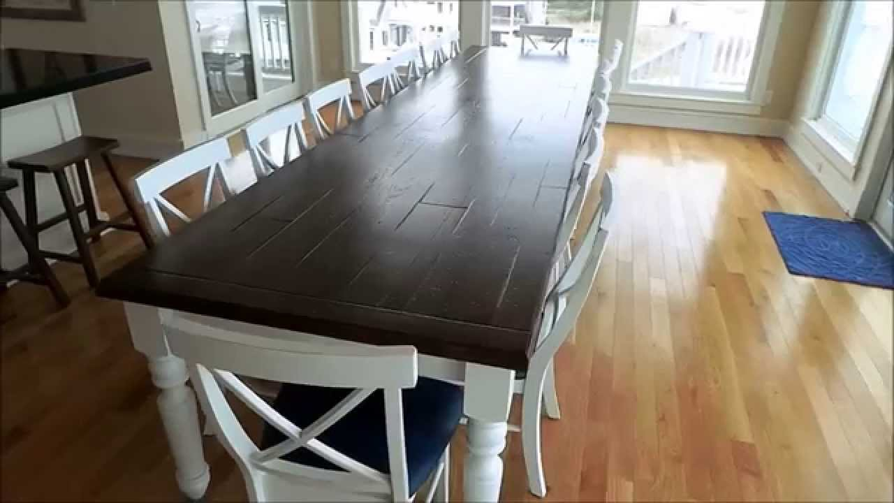 14 Foot Dining Table YouTube