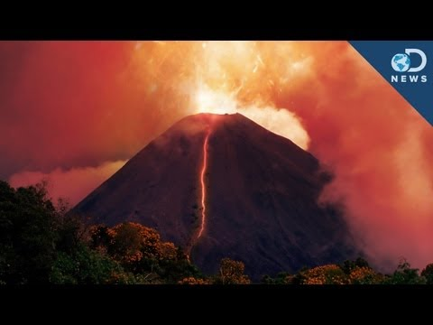 Found: The BIGGEST Volcano Out There!