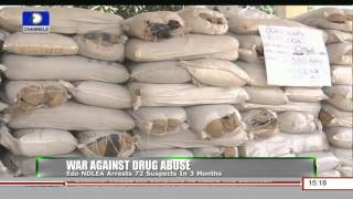 News Across Nigeria: Kogi Governorship Election Preparations In Top Gear 20/11/15 Pt 2