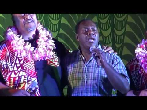 Keepers of the Faith ft. Monument Singers [Live] in Vanuatu