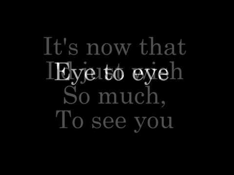 Scorpions - Eye To Eye Lyrics