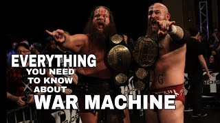 War Machine - EVERYTHING You Need To Know!!!