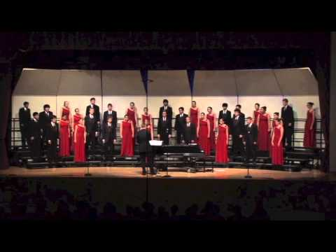 A Choral Fanfare - La Canada High School Chamber Singers