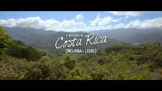 Costa Rica Wedding in the Orosí Valley | MELANIA + LOUIS  from Jet Kaiser Films