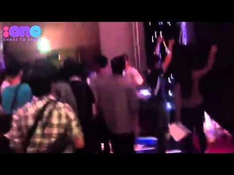 Nhóm T-ara tháo chạy vì fan Việt đòi ôm