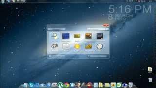 Как сделать Windows 7 похожим на Mac OS(Это мое первое видео так что не судите строго)) http://rocketdock.com/-ссылка на RocetDock свурху нажать скачать http://rocketdock.co..., 2013-03-08T13:33:41.000Z)