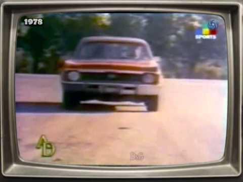 """Publicidades Autos Antiguas Argentina: """"Compilado 60s a 90s"""""""