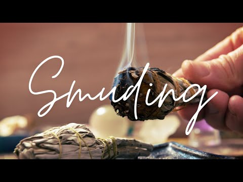 Smudging How To Clear Negative Energy Youtube