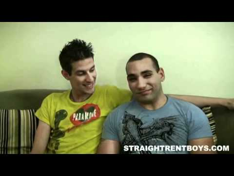 GAY FOR PAY STRAIGHT GUYS?? Really??! - YouTube