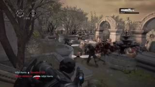 A C 3 IVI O D 3 Blindfire sniper montage   Gears of War Ultimate Edition Montage