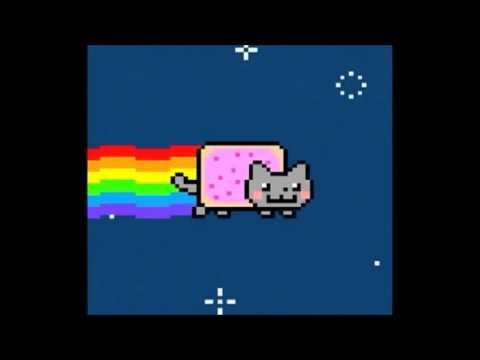 Nyan cat 1 HOUR original
