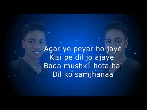 Hamara Haal Na  Pucho Title Lyrics By Sajjad HD