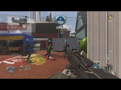 COD Infinite Warfare - All Spawn Themes (SDF and UNSA)