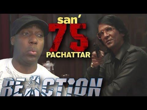 SAN 75 (Pachattar) Official Theatrical Trailer REACTION! Kay Kay Menon, Kirti Kulhari, Tom Alter