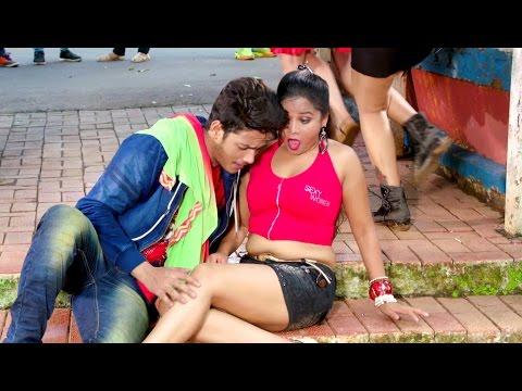 लगी जे बलमुआ के मोहर - Lagi Je Balamua Ke Muhar - Tridev - Golu - Bhojpuri Hot Songs 2017 new