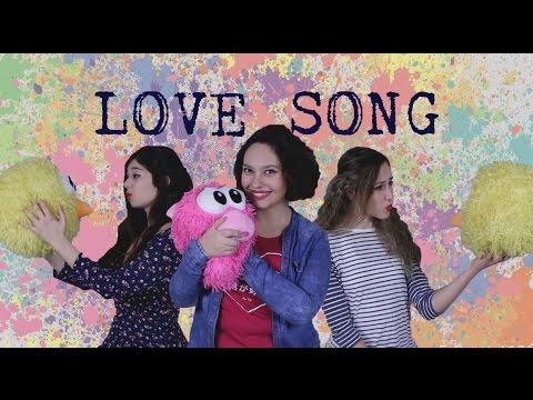 Glee (Sara Bareilles) - Love Song : Singing Sundays ( R2E Acapella covers )