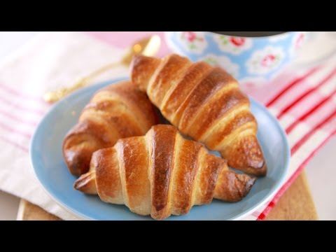 Chocolate Croissants Recipe - Gemma's Bigger Bolder Baking Ep 104