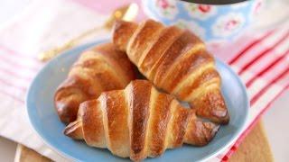 Chocolate Croissants Recipe - Gemma&#39s Bigger Bolder Baking Ep 104