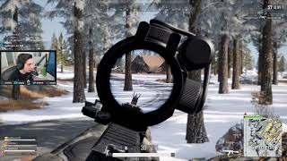 shroud NEW MAP+WEAPON:Vikendi+G36C Squad Broys:chocoTaco+just9n+Lurn