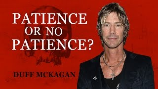 Duff McKagan Plays